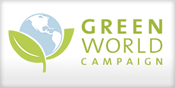 logo: Green World Campaign